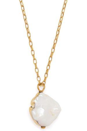 AMBUSH Dipped charm pendant necklace