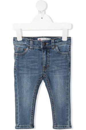 Levi's Skinny - Skinny-cut denim jeans