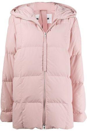 Jil Sander Oversize puffer jacket