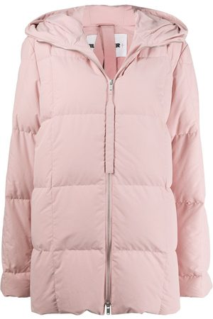 Jil Sander Women Puffer Jackets - Oversize puffer jacket