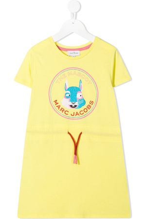 The Marc Jacobs The Mascot print T-shirt dress