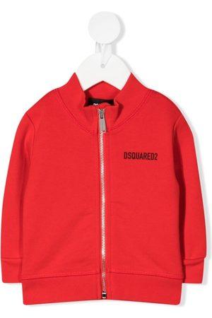 Dsquared2 Icon zip-up sweatshirt