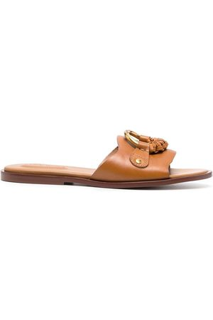 See by Chloé Hana leather sandals