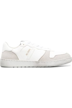 RE/DONE Panelled lace-up sneakers