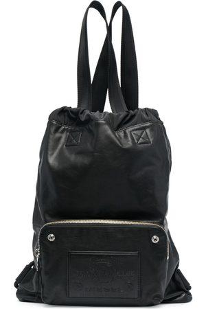 Diesel Logo-detail backpack