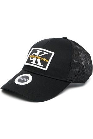 Calvin Klein Embroidered logo patch cap
