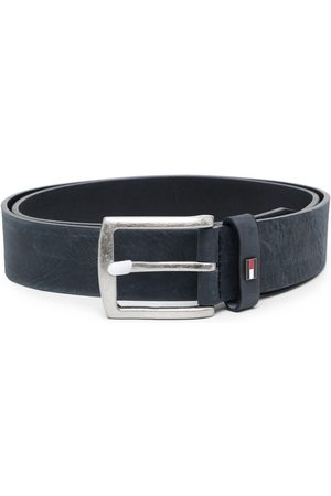 Tommy Hilfiger Men Belts - Denton suede belt
