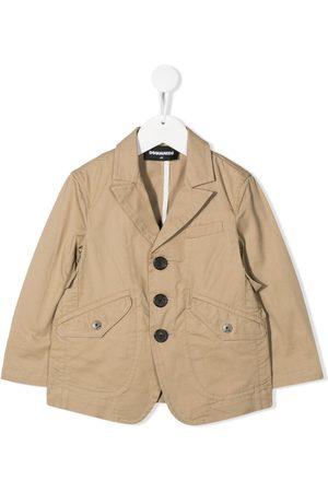 Dsquared2 Single-breasted blazer - Neutrals