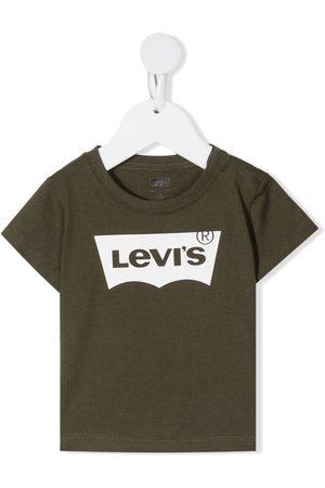 Levi's Logo-print short-sleeved T-shirt