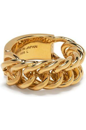 AMBUSH Chunky chain-detail ring