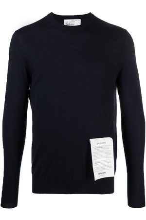BALLANTYNE Raw Label jumper