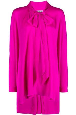 Balenciaga Tie-neck blouse