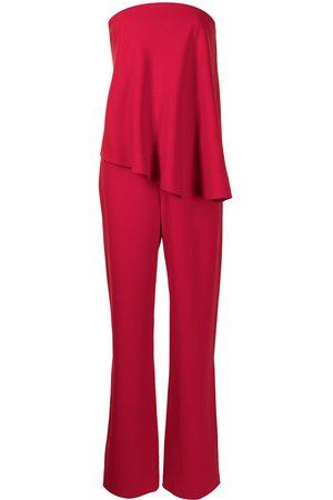 Emporio Armani Strapless jumpsuit