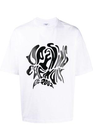 Opening Ceremony Men T-shirts - Logo-print cotton T-shirt