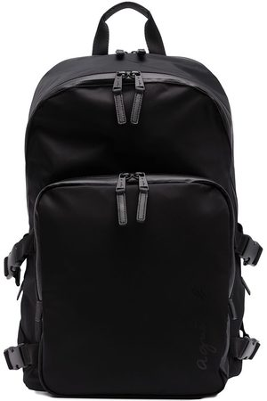 AGNÈS B. Zip-fastening backpack