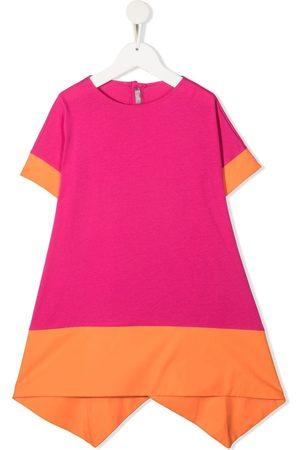 Il gufo Girls Casual Dresses - Uneven-hem dress