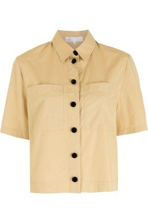 NK Short sleeves shirt - Neutrals