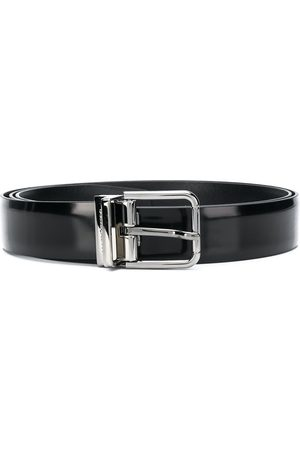 Dolce & Gabbana Men Belts - Classic smooth belt
