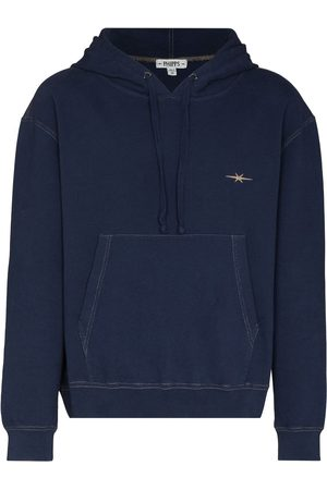 Phipps Embroidered logo hoodie