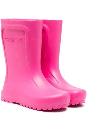 Birkenstock Debossed-logo rain boots