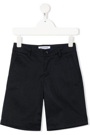 DONDUP KIDS Girls Shorts - Slim-cut chino shorts