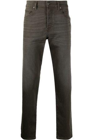 Diesel Men Tapered - D-Fining whiskered taper-fit jeans