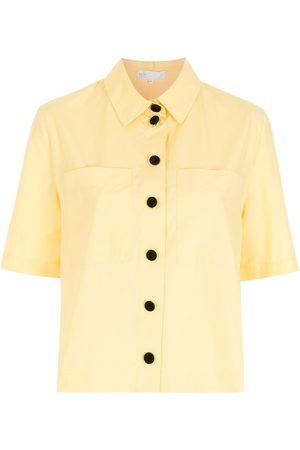 Nk Women Short sleeves - Short-sleeve cotton shirt