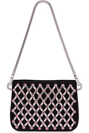 Miu Miu Sassy embellished handbag