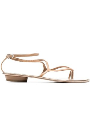 LE SILLA Strappy leather sandals