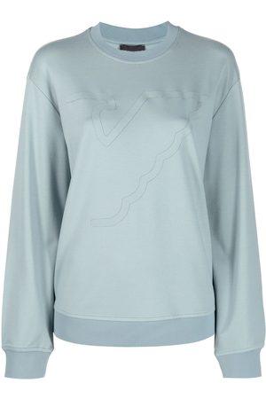 Emporio Armani Logo-embroidered sweatshirt