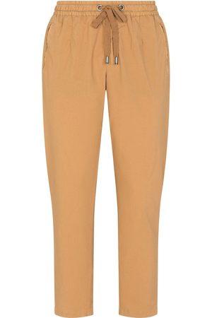 Dolce & Gabbana Men Sweatpants - Cropped track pants - Neutrals