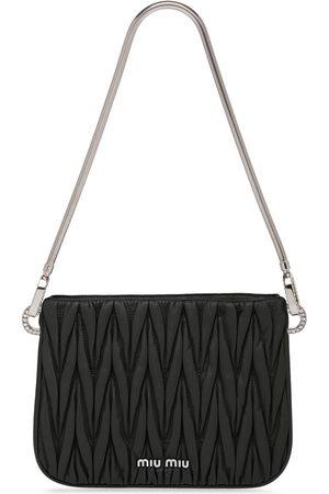 Miu Miu Women Purses - Sassy matelassé handbag