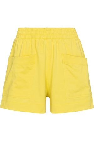 DRIES VAN NOTEN Women Shorts - Cotton jersey shorts