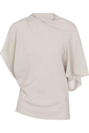 Rick Owens Crêpe blouse