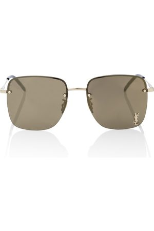 Saint Laurent Women Aviators - Aviator sunglasses