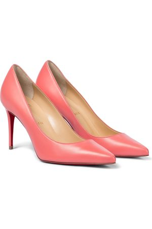 Christian Louboutin Women Pumps - Kate 85 leather pumps