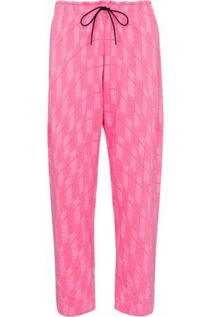 Nike Women Sweatpants - Mid-rise straight fleece sweatpants