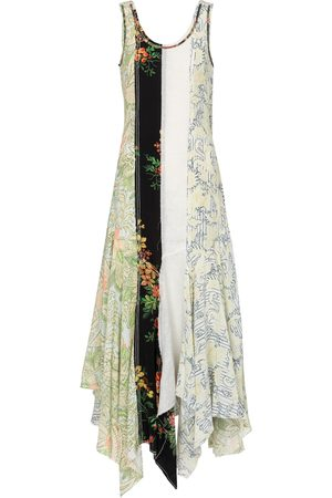 J.W.Anderson Patchwork maxi dress
