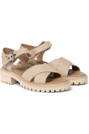 Church's Gaia canvas sandals