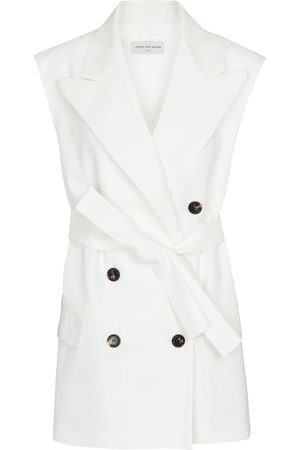 DRIES VAN NOTEN Women Blazers - Cotton-blend blazer