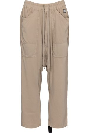 Rick Owens DRKSHDW cotton jersey pants