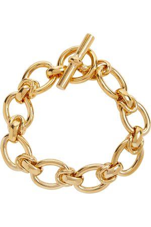 Tilly Sveaas 18kt -plated chain bracelet