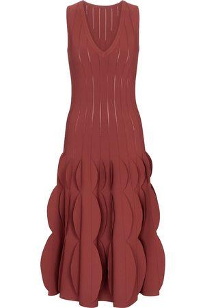 Alaïa Knit midi dress