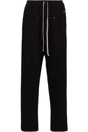 Rick Owens Women Sweatpants - DRKSHDW cotton sweatpants