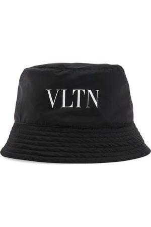 VALENTINO Men Hats - Men's Garavani VLTN Reversible Bucket Hat - - Size XL