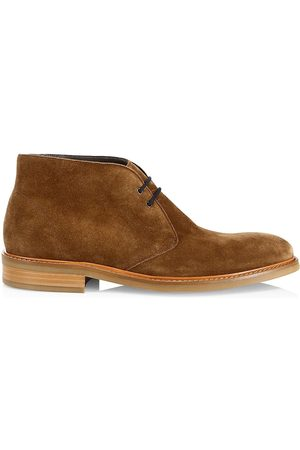 To Boot Men Lace-up Boots - Men's Zack Suede Chukka Boots - Marrone - Size 10.5