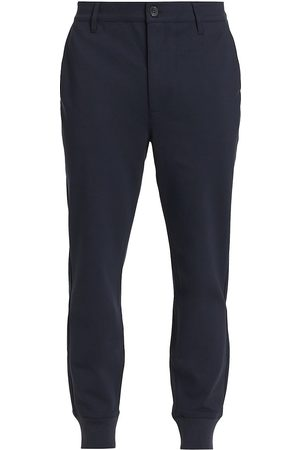 Paige Men's Elmwood Joggers - Deep Anchor - Size 34
