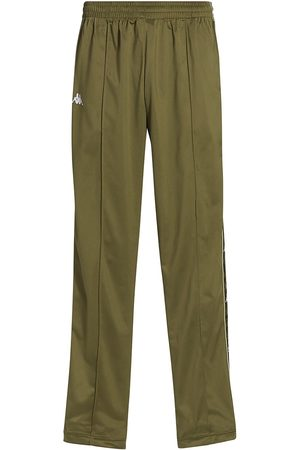 Kappa Men Sweatpants - Men's 222 Banda Logo Side Stripe Joggers - - Size Medium