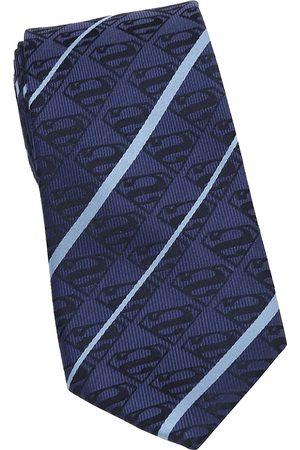 Cufflinks, Inc. Men Neckties - Women's Superman Stripe Silk Tie
