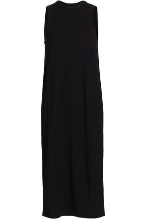 Deveaux New York Women Midi Dresses - Women's Ally Sleeveless Midi Dress - - Size Large